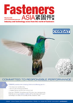 Fasteners ASIA May-July 202 cover