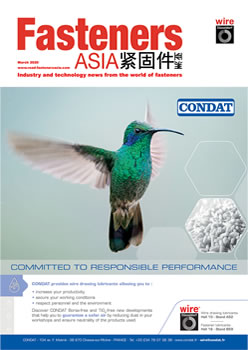Fasteners ASIA March 2020 cover